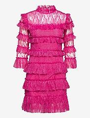 By Malina - Carmine mini dress - cocktailklänningar - cerise - 1