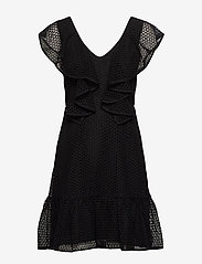 By Malina - Luisa dress - festklänningar - black - 1