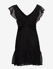By Malina - Luisa dress - festklänningar - black - 2