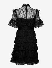 By Malina - Liona dress - cocktailklänningar - black - 1
