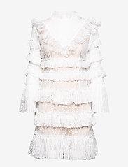 By Malina - Rosa dress - korte kjoler - white - 1
