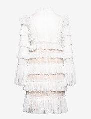 By Malina - Rosa dress - korte kjoler - white - 2