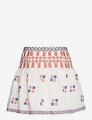 By Malina - Cora skirt - korta kjolar - white - 2