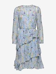 Helia dress - MIDSUMMER BLUE