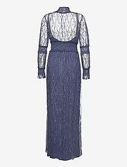 By Malina - Silvie dress - aftonklänningar - indigo blue - 2