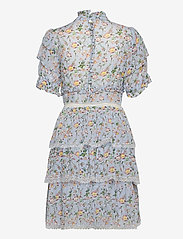 By Malina - Harlow dress - cocktailklänningar - french rose sky blue - 2