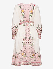 By Malina - Caily dress - midiklänningar - french rose pale pink - 2