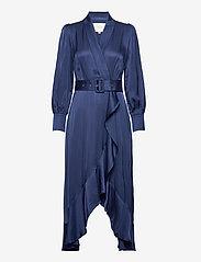 Florence dress - DEEP BLUE