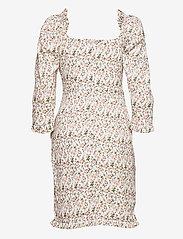 By Malina - Rosie dress - sommarklänningar - french rose white - 2