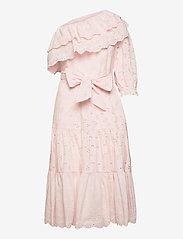 By Malina - Clementine dress - sommarklänningar - pale pink - 1