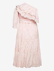 By Malina - Clementine dress - sommarklänningar - pale pink - 2