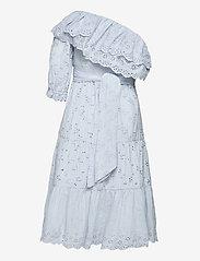 By Malina - Clementine dress - sommarklänningar - sky blue - 2