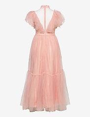 By Malina - Jolie dress - aftonklänningar - dusty pink - 2