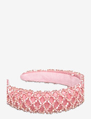 By Malina - Dixie embellished headband - accessories - pink - 2