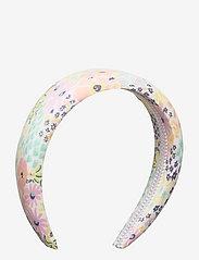 By Malina - Sally headband - hårband - summer blooms - 1