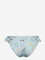 By Malina - Ida bikini bottom - bikinibriefs - midsummer blue - 1