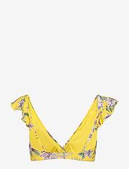 By Malina - Maya bikini top - góry strojów kąpielowych - electric jungle pineapple - 2