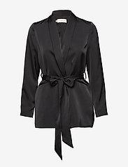 By Malina - Day jacket - kavajer - black - 1
