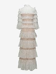 By Malina - Carmine maxi dress - pitsimekot - cloudy white - 2