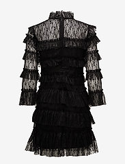 By Malina - Carmine mini dress - cocktailjurken - black - 2