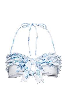 Breeze bikini top - BLUE BAY