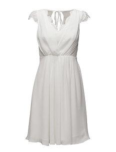 Zarah mini dress - WHITE