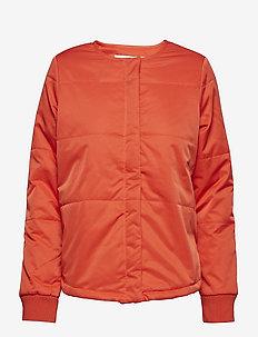 Dodie jacket - CHERRY RED