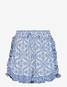 Leona shorts - OCEAN BREEZE