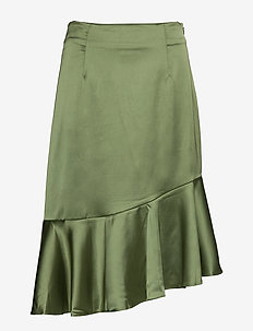 Ellie skirt - HERB GREEN
