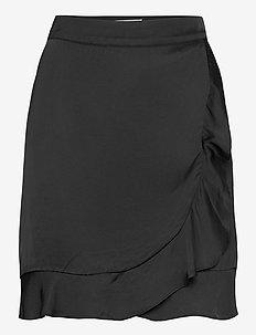 Deena skirt - kurze röcke - black