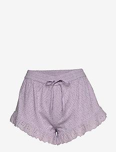 Jessie shorts - casual shorts - violet