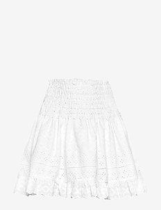 Holly skirt - WHITE