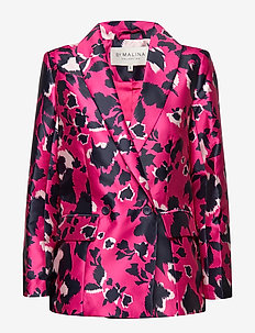 India blazer - SHADOW GARDEN PINK