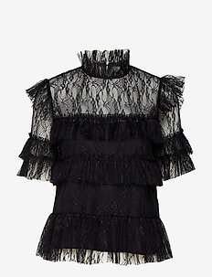 Rachel blouse - black