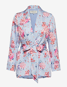 Day jacket - FLIRTY FLOWER