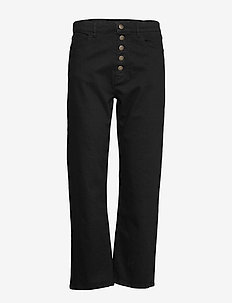 Edith jeans - straight jeans - black