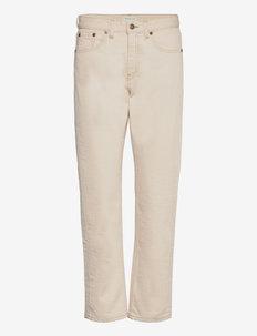 Lucy jeans - straight regular - cream