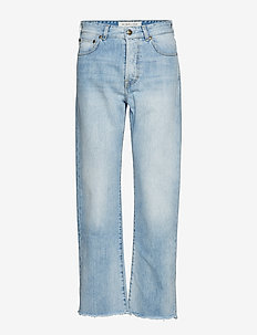 Alexa jeans - LIGHT BLUE WASH