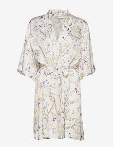 Emma robe - MIDSUMMER WHITE