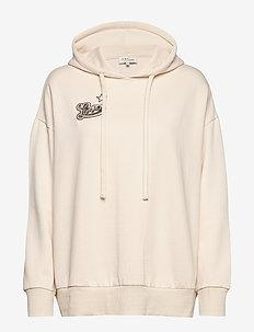 Love hoodie - hoodies - latte