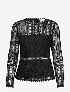 Marilene blouse - BLACK