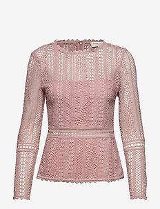 Marilene blouse - ROSé