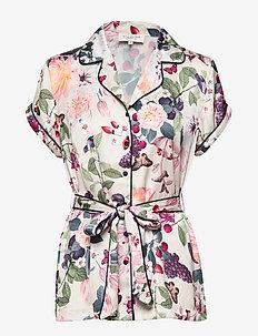 Sorella blouse - SANDY BLOOMS