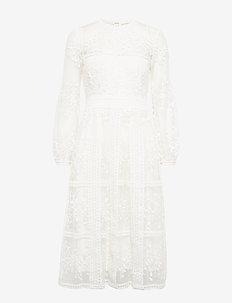 Emilia dress - brudklänningar - ivory