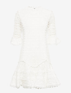 Nicci dress - IVORY