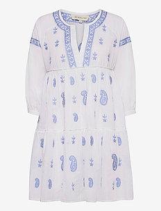 Mimi dress - vardagsklänningar - sky blue