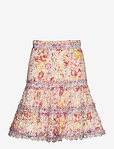 June skirt - jupes courtes - sorbet floral
