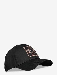 Cap - kepsar - black