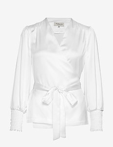 Milana blouse - WHITE