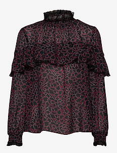 Lilia blouse - SAVANNAH
